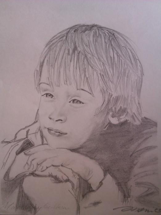 Macaulay Culkin by mounika